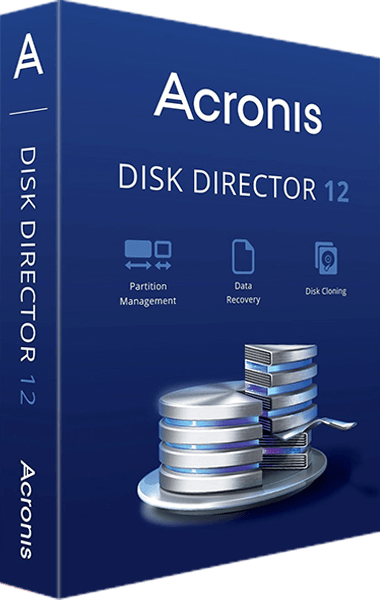 Acronis Disk Director 12 boxshot
