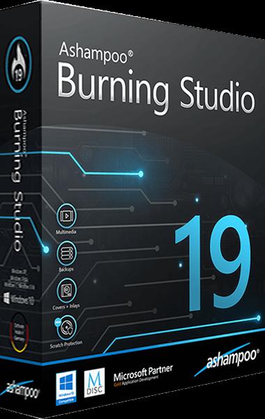 ashampoo burning studio 19 product key