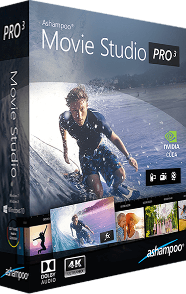 Ashampoo Movie Studio Pro 3