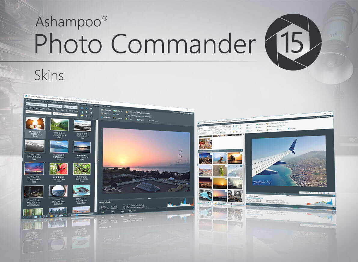 Ashampoo Photo Commander 15 screenshot