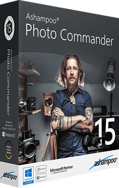 Ashampoo Photo Commander 15 boxshot