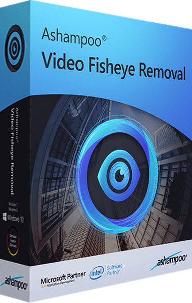 Ashampoo Video Fisheye Removal