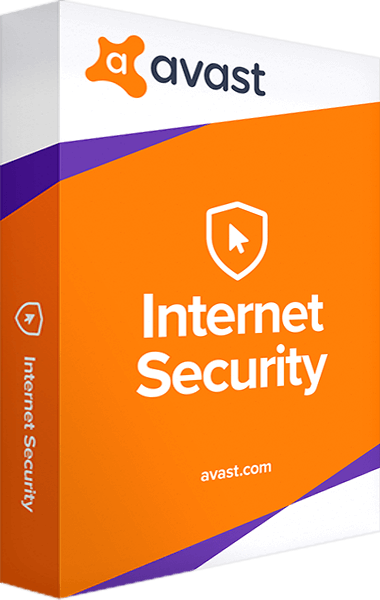 Avast Internet Security boxshot