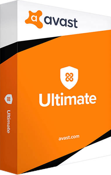 Avast Ultimate boxshot