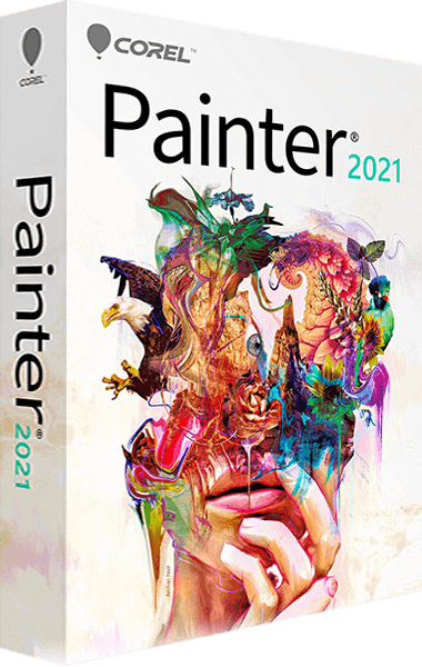 Painter 2021 boxshot