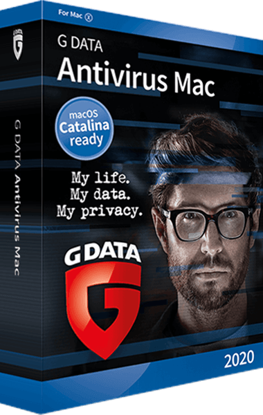 G DATA Antivirus Mac boxshot