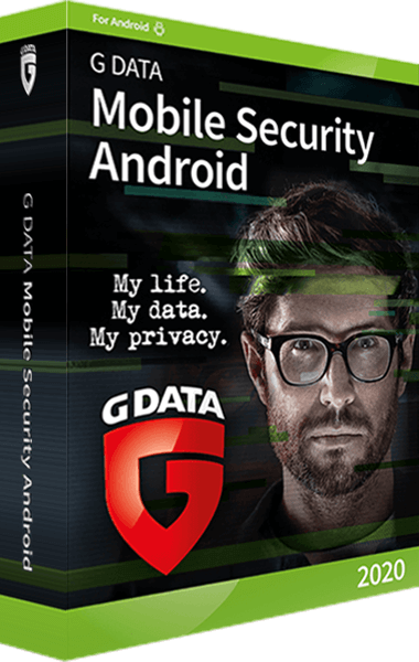 G DATA Mobile Security Android boxshot