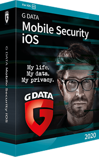G DATA Mobile Security iOS boxshot