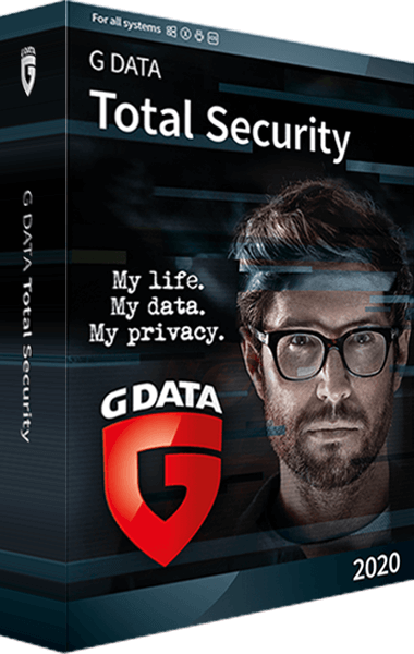 G DATA Total Security boxshot
