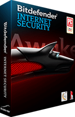 Bitdefender Internet Security boxshot