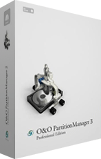 O&O PartitionManager 3 boxshot