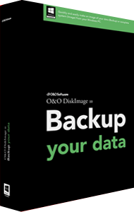O&O DiskImage 10.5 for 1 PC boxshot