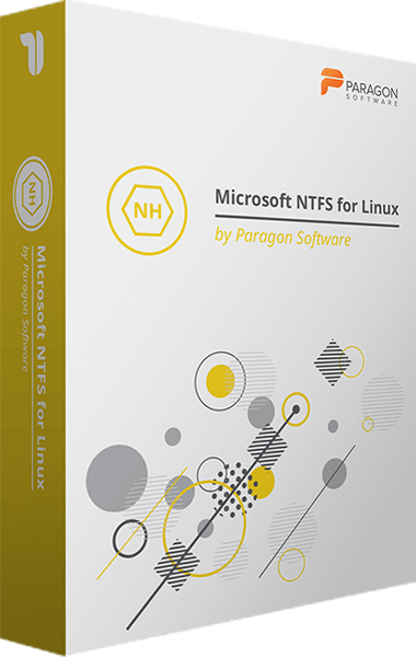 Microsoft NTFS for Linux
