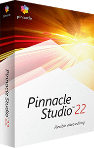 Pinnacle Studio 22 boxshot