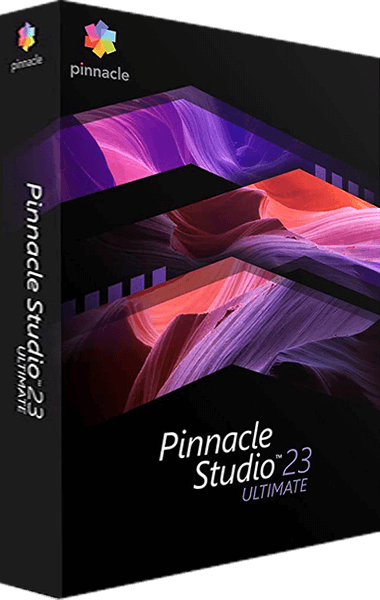 Pinnacle Studio 23 Ultimate boxshot