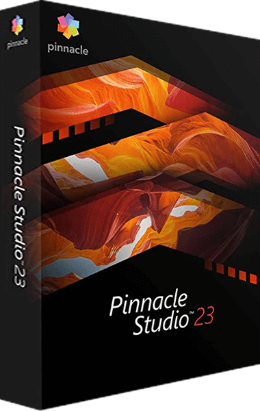 Pinnacle Studio 23 boxshot